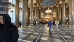 Селфи в соборе - Welcome to St. Petersburg 16/05/21