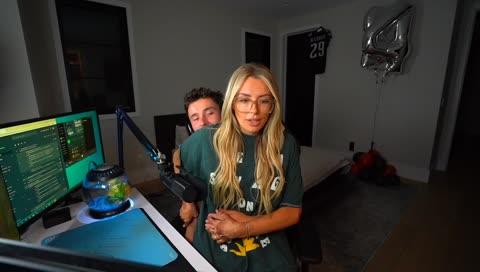 Corinna gives AC a Boner. NotLikeThis Kreygasm