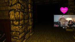 Ulmer Hopper ud af VR af skræk.