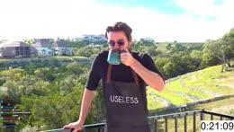 Nick poisons Cyr's coffee