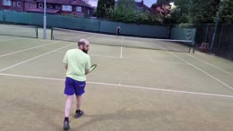 the forbidden secret tennis move
