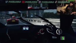 Poke gets stuck on the highway