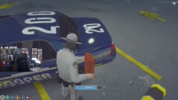 """Trooper """"Doesn't Turn His Car Off"""" Johnson"""
