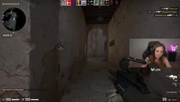 Mizzi skyder 3 i CS:GO :O