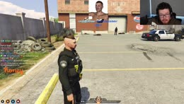 LUL - Dogwater cop