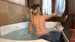 SHAMELESS hot tub stream!