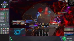 <xD> beats the world record of speedrunning Castle Nathria druing Raid Masters 1h 15min