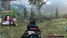 Crowder's sniper POGGERS