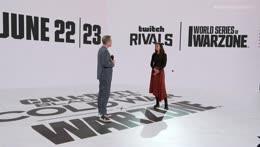 Twitch Rivals WSOW Announce pt 1