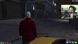 UCHI CLAUSE  gets shot