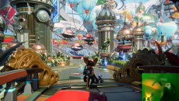 Aris praises Ratchet and Clank
