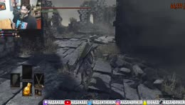 Boomer forgets how to play DS3