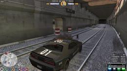 OOC interceptor track training!!