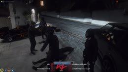 F1 Heist Crew get rolled up on