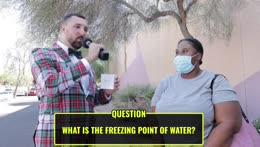 Water Freezing