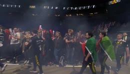 Da Lau og Joa var til EU LSC i Royal Arena