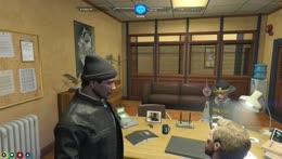 Sheriff and UnderSheriff bully Toretti
