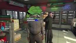 Taco Turns Into Copium Head!