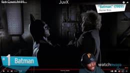 batman slander is not allowed