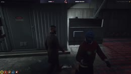 The generator panel was opening bro