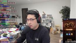fan mistakes peter for ryan KEKW
