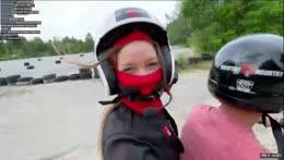 Happy OB - Lesson on Harley Davidson 20/06/21