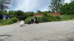 Пару фоточек 3/Х - Lesson on Harley Davidson 20/06/21