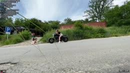 Пару фоточек 5/Х - Lesson on Harley Davidson 20/06/21