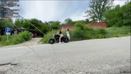 Пару фоточек 6/Х - Lesson on Harley Davidson 20/06/21