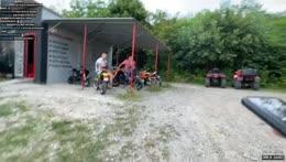 Финиш - Lesson on Harley Davidson 20/06/21