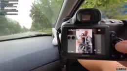 Немного сморщенный пресс )) И Лыба - Lesson on Harley Davidson 20/06/21