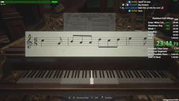 piano plays vacation