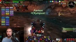 Asmon's raid experience