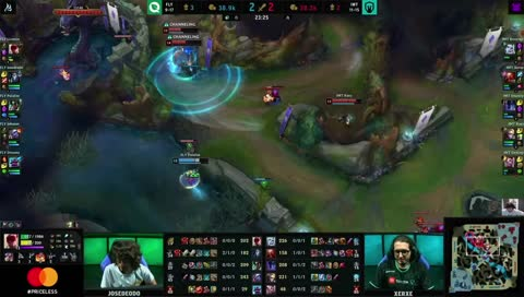 Flyquest denies kindred her 4th mark