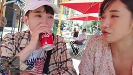 Korean Lunch talk