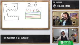 schooled sing for hungrybox birthday