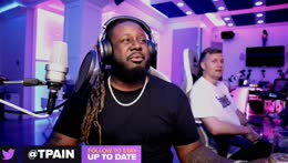 T-Pain testing Twitch rules with a story about Swinging Richards
