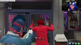 Elmo hostage