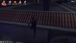 Officer Lang Down!