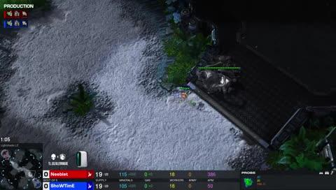 Why MaxPax plays Protoss