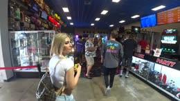 X at the Arcade
