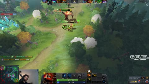 Gorgc calling out people not calling out scam NFTs in dota orgs