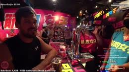 Tokyo, IRL - MUSCLE GIRL💪 BAR DAY in IKEBUKURO | !social !discord