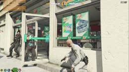 SBS Store Robbery