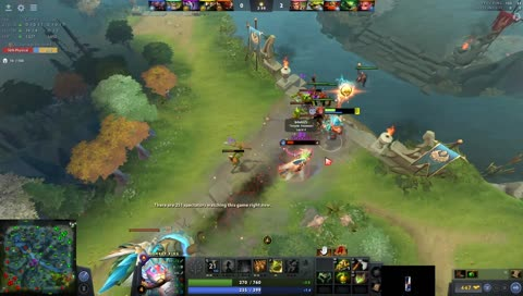 Two time TI winner outplays Nyx