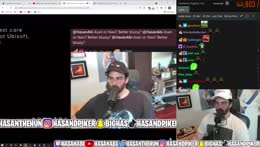 Hasan stands by his previous statements