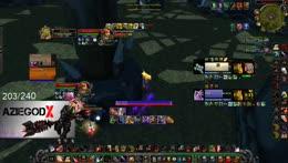 recklessnes bug in arena