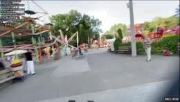 Спёрли колесо обозрения - САМАРА   Exploring Samara city of Russia 30/07/21