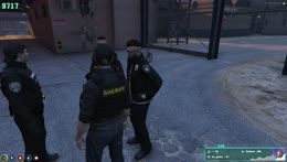Bovice takes on multiple officers