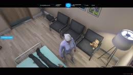 Angel visits Pred in ICU